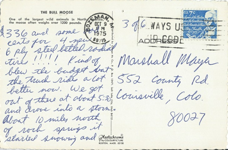 Mark and Brenda Mayer to Marshall Mayer (3 of 6)